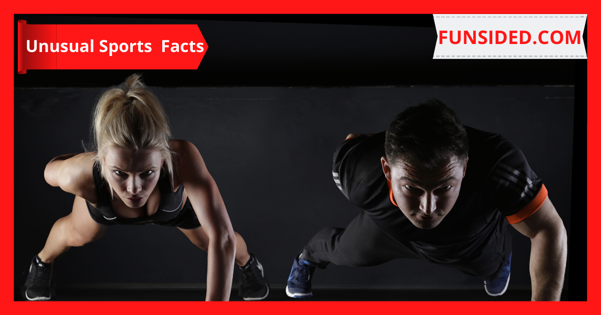 Unusual Sports Event Facts