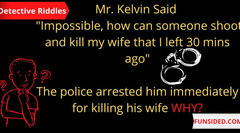 detective Riddle Part 1
