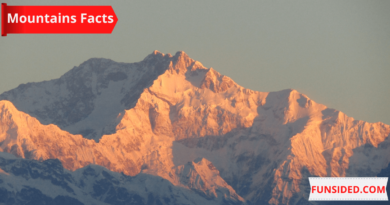 mountains facts