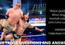 Fun WWE Trivia Questions and Answers